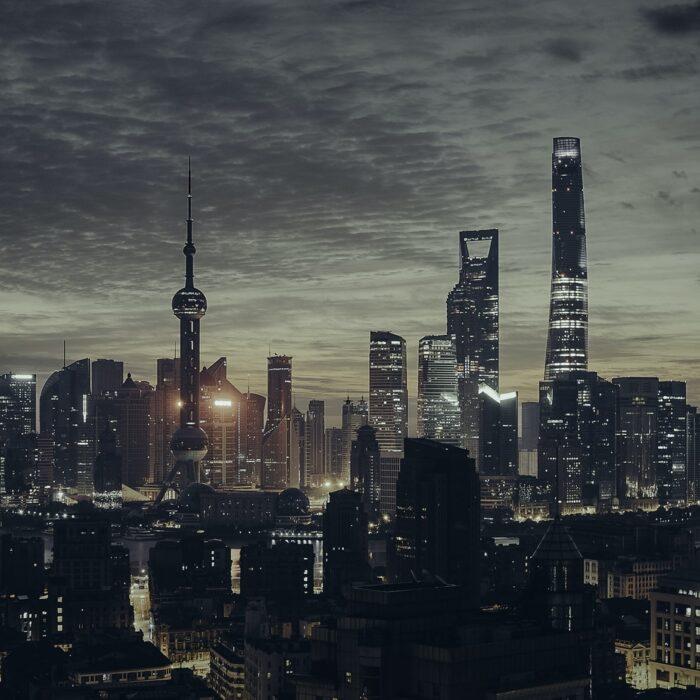 city landscape skyline