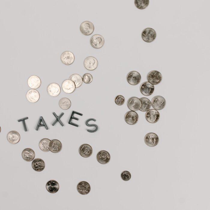 taxes quarters cash