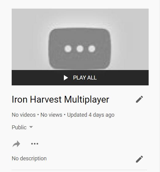 delete playlist on youtube